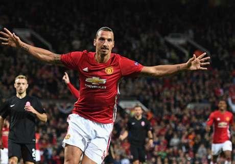 Ibrahimovic saves United