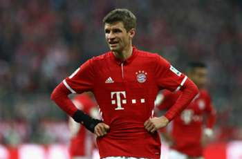 Muller frustrated with Bayern role