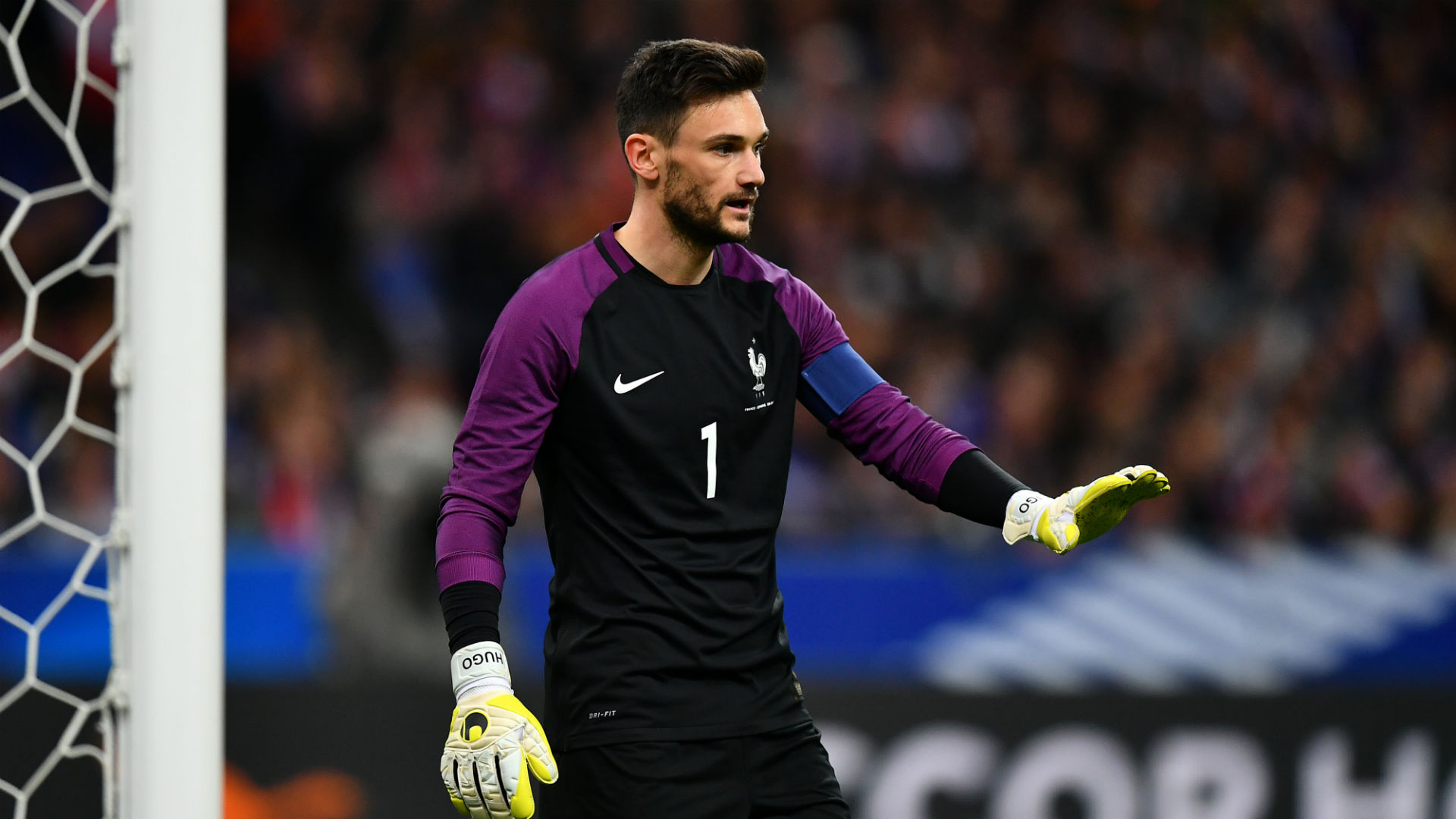 Sweden beats France as Lloris gifts winner