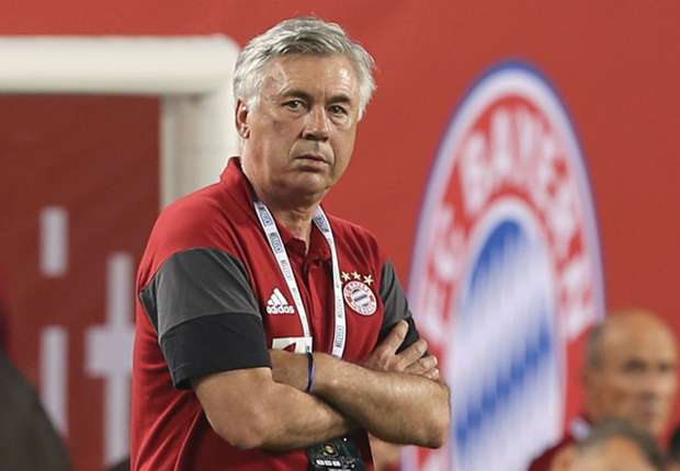 Ancelotti: Bayern's goal is to win the Champions League