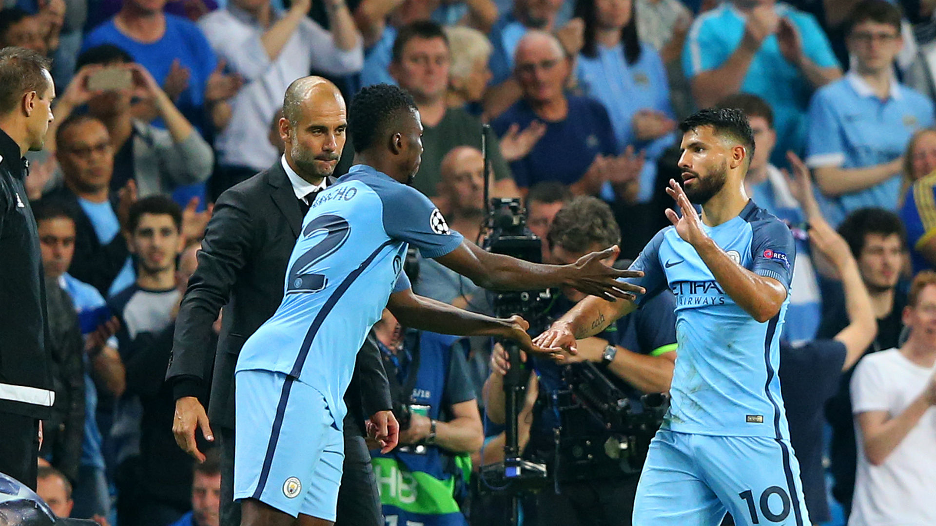 Sergio Aguero 'seeking talks with Pep Guardiola over Manchester City future'