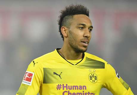 Dortmund leave Aubameyang out amid Arsenal links