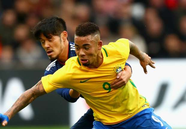 Gabriel Jesus: I have not made Brazil's World Cup squad yet
