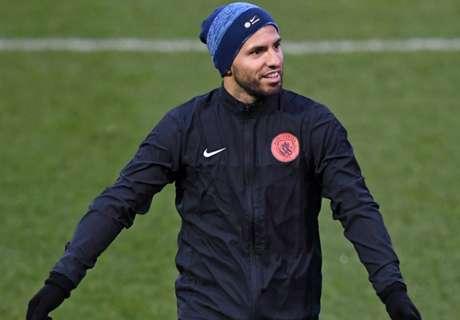 Guardiola backs Aguero to shine