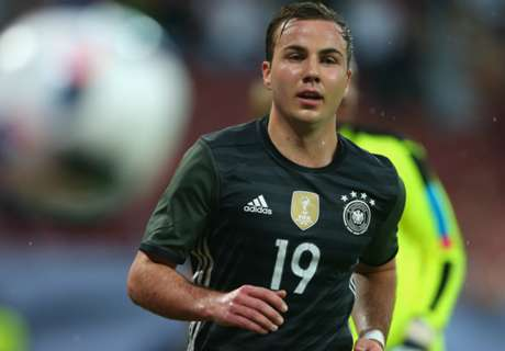 Gotze unconcerned by club future