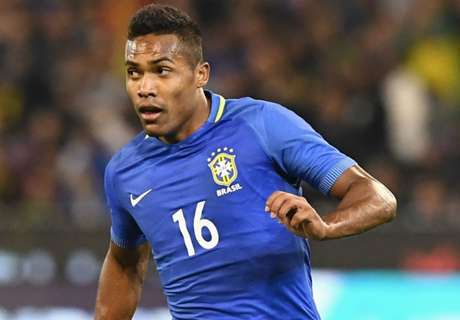 Alex Sandro called up by Brazil