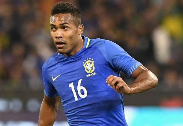Alex Sandro replaces Marcelo in Brazil squad
