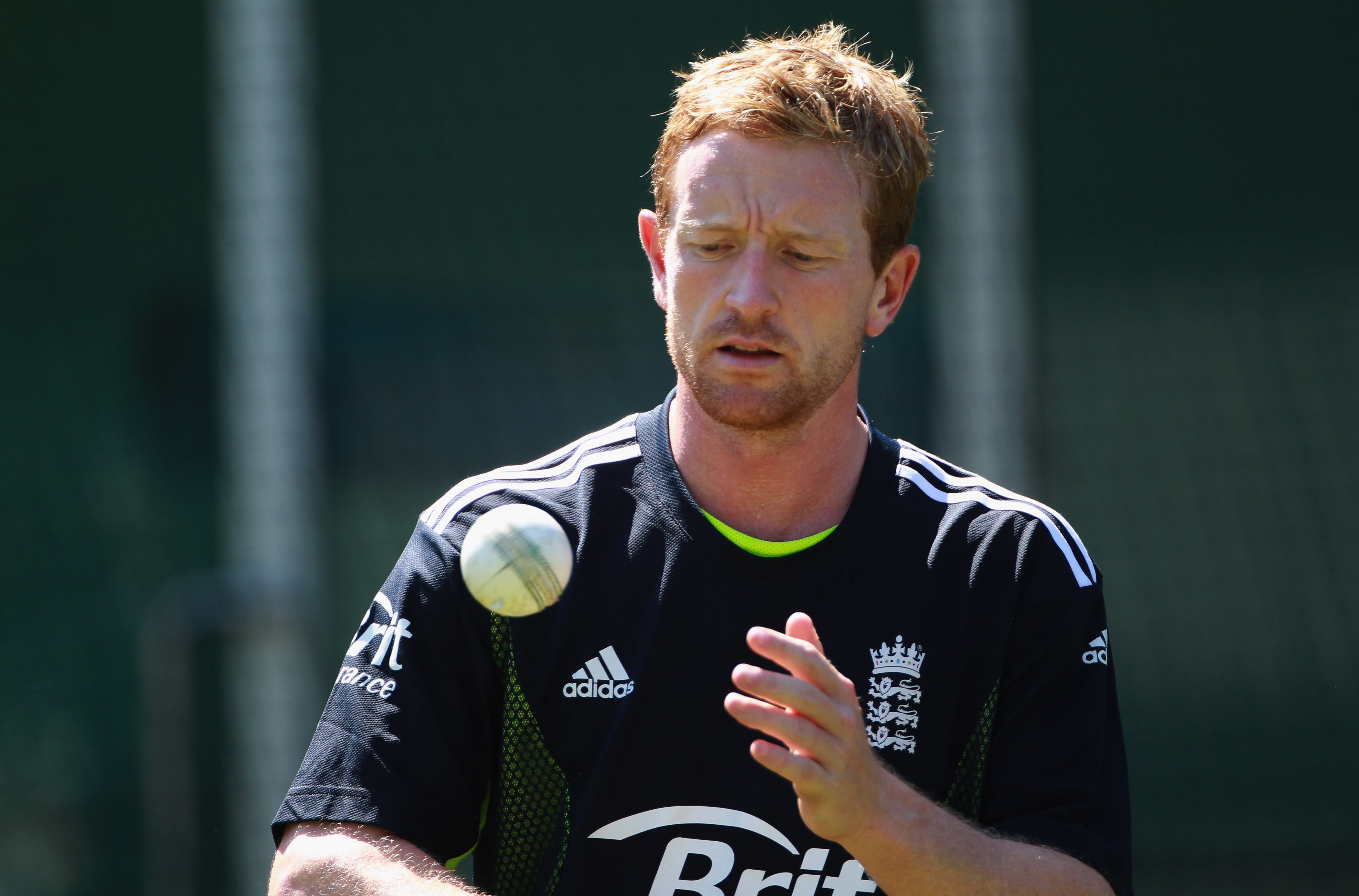 Cricket Paul Collingwood Joins England Coaching Team