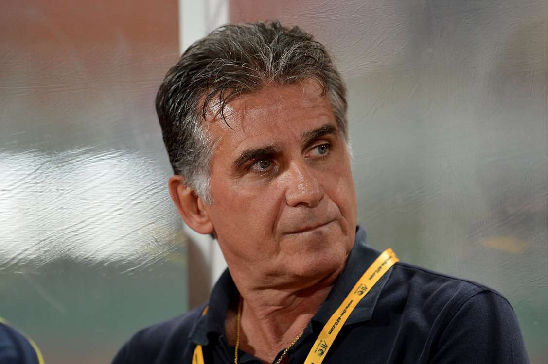 Queiroz: Iran 'victimised' by sanctions