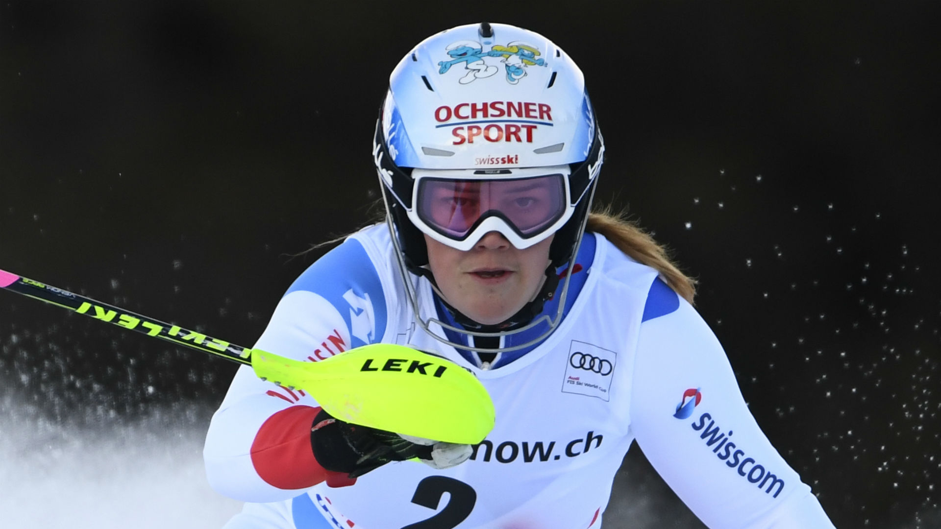 Alpine skiing-Meillard ruled out after suffering knee injury