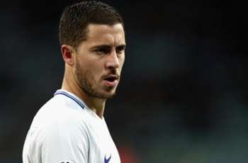 Hazard: I admire Madrid, but I'm happy at Chelsea