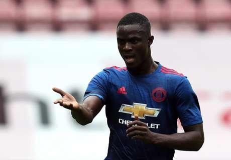 Bailly: I snubbed Man City for Man Utd
