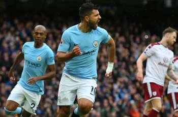 Guardiola wants dinner with Aguero when he breaks Man City record