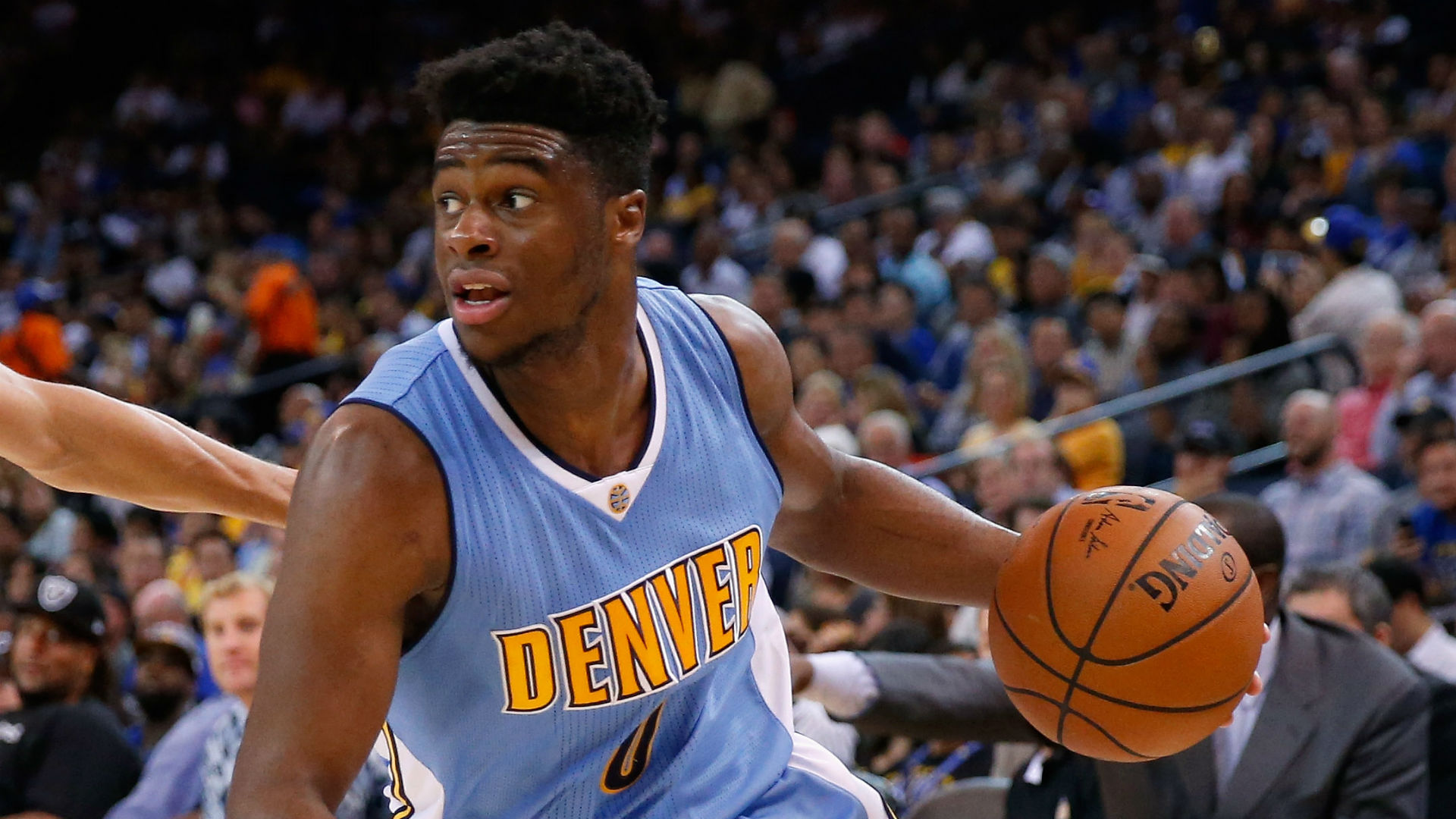 Nuggets trade Mudiay to Knicks, acquire Devin Harris
