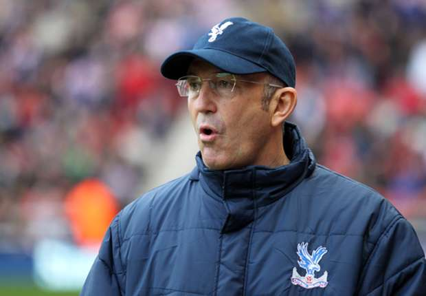 Pulis rubbishes talk of rift with Crystal Palace co-chairman Parish