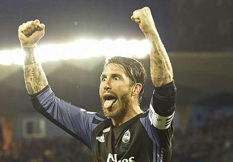 Ramos: We won world's best league