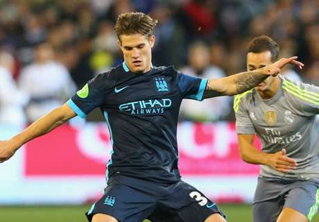 City loan Zuculini to Boro