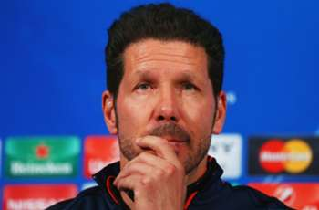 Simeone expects Real Madrid to be cautious in '50-50' final