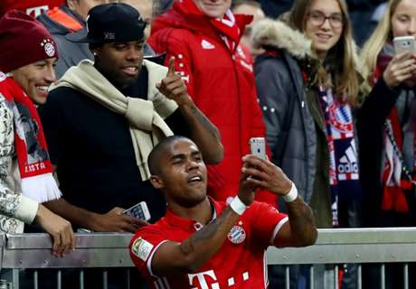 Ancelotti hints at Costa selfie