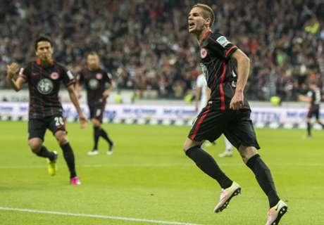 Frankfurt 1-1 Nurnberg: Playoff poised