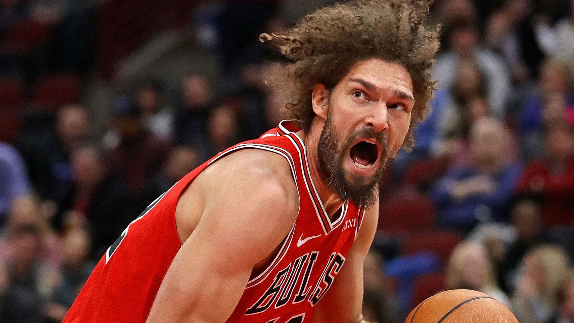 Thunder, Bulls involved in scuffle, Lopez later ejected