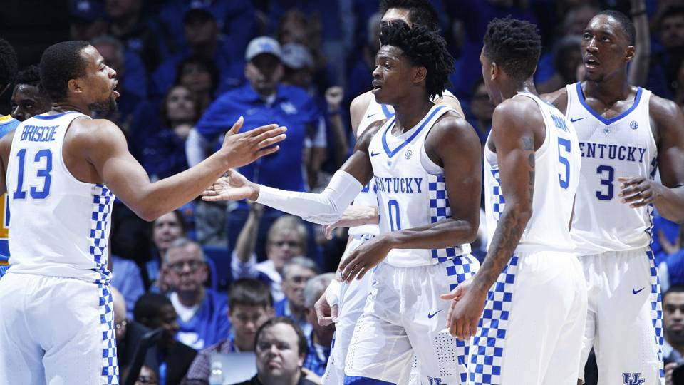 College Basketball Can Anyone Beat The Kentucky Wildcats: NCAA Tournament 2017: Three Reasons Kentucky Beat UCLA To