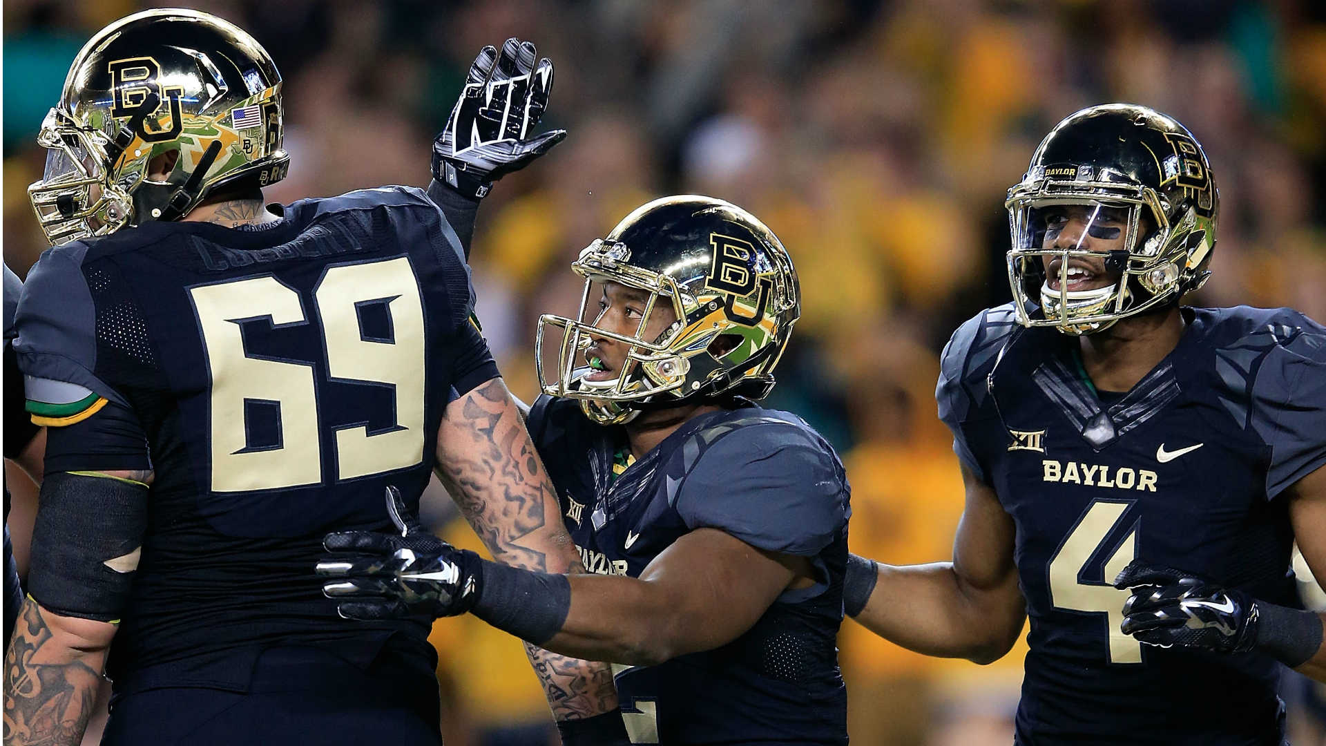 Proposed Baylor-Cal football game in Australia will not happen