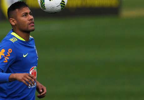Micale to rely on Neymar at Olympics