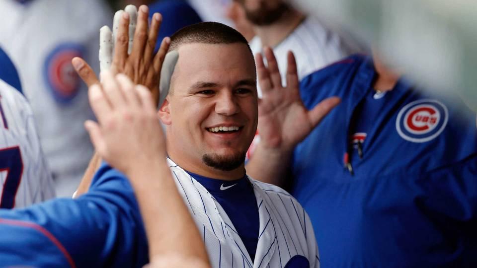Cubs slugger Kyle Schwarber