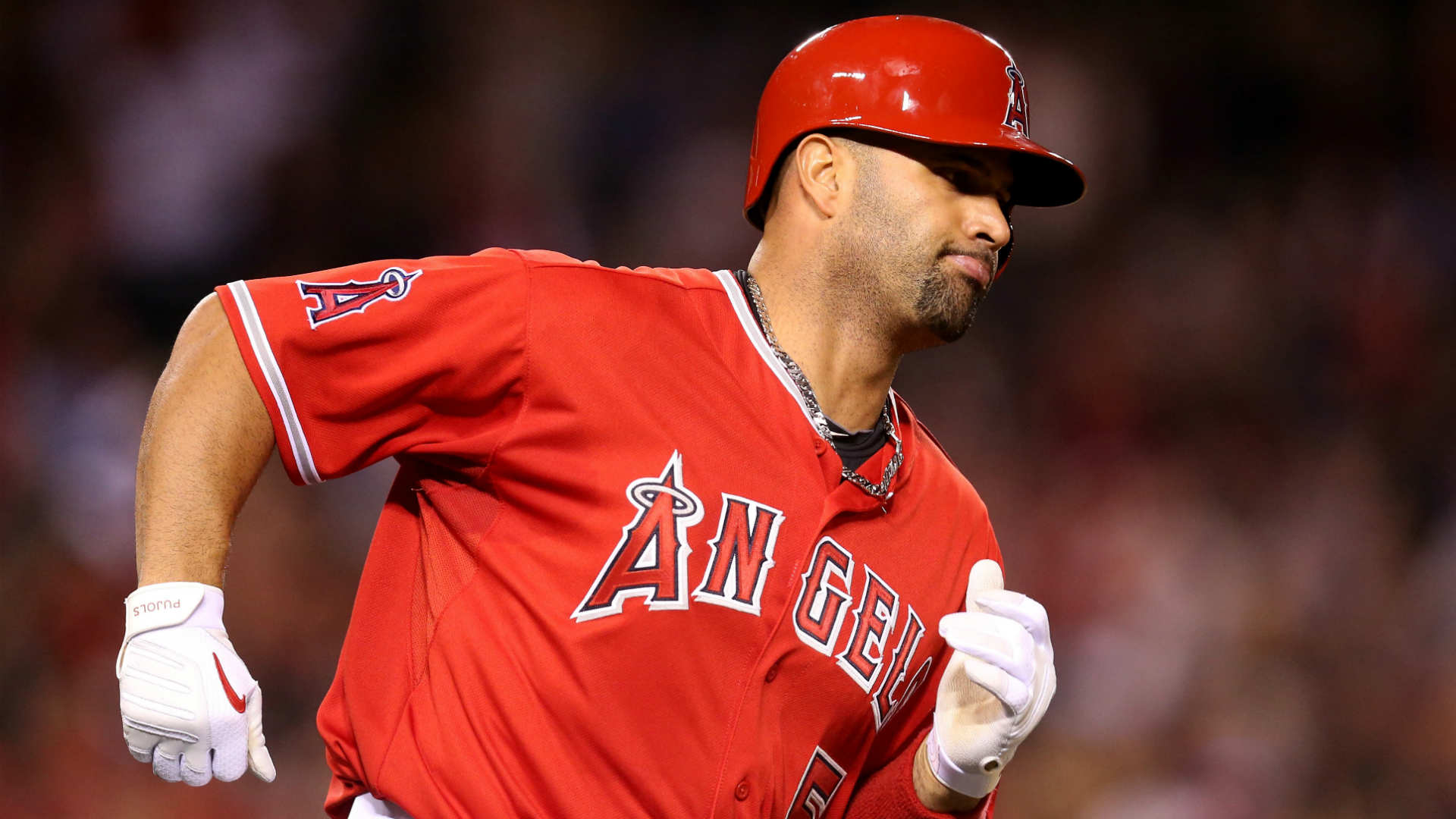 Albert Pujols open to doing Home Run Derby only if he's an All-Star