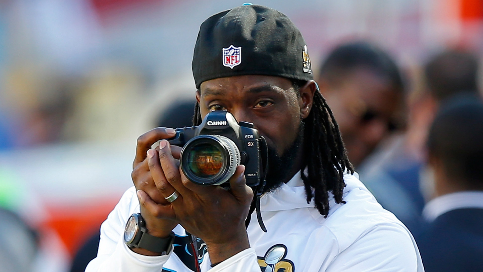 Charles Tillman trading in TV gig for shot at joining Federal Bureau of Investigation