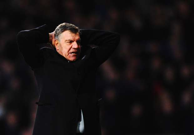 Allardyce 'frustrated' by lack of West Ham signings