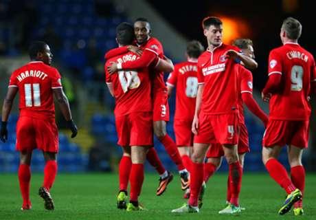 Joshua Umerah joins Kilmarnock on loan