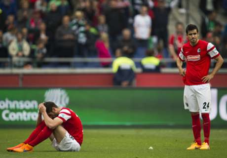 Freiburg, Paderborn relegated