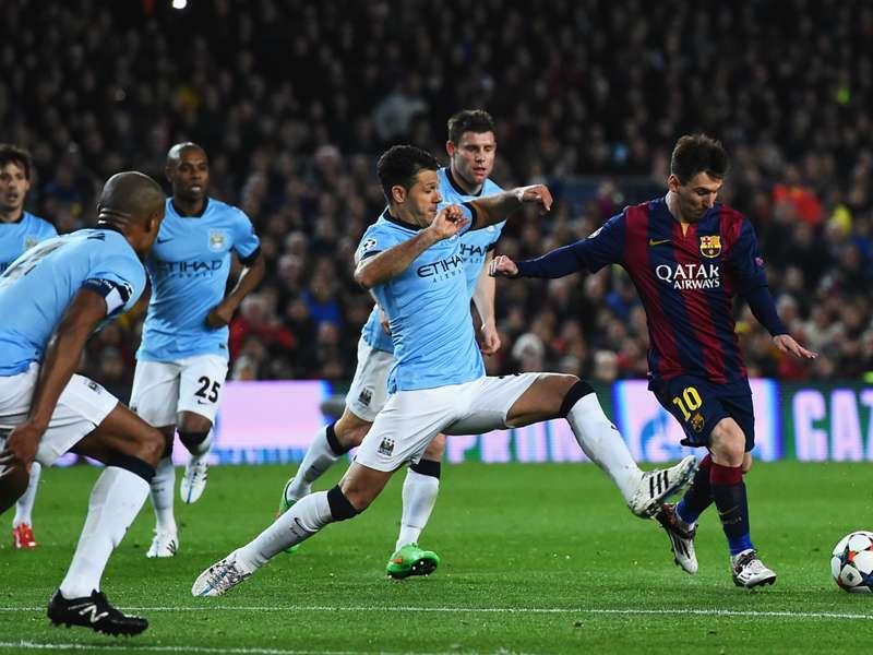 Pellegrini: City needs own Messi to conquer Europe