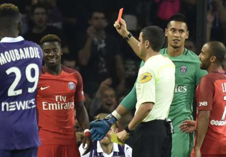 PSG slips to surprise loss