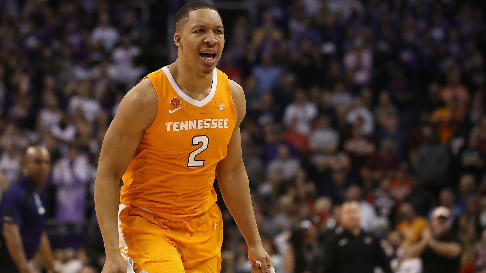 #1 Tennessee Vols Basketball wins overtime thriller at Vanderbilt, 88-83