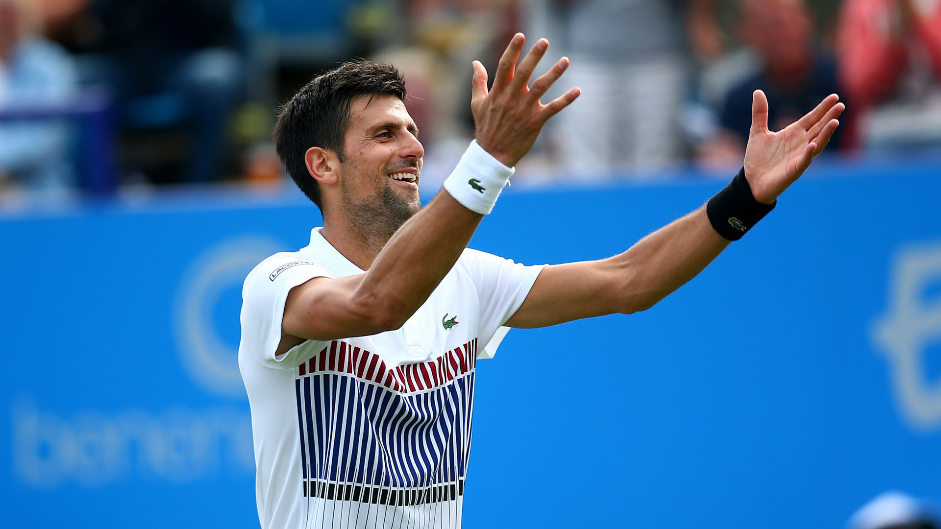Djokovic beats Medvedev to reach Eastbourne final