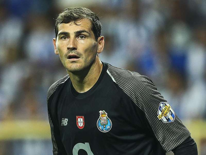 Porto 1 Galatasaray 0: Casillas shines as Marega header proves decisive