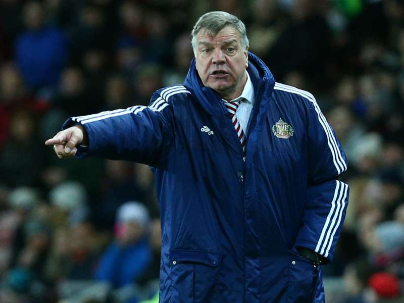 Monk sacking a great shame - Allardyce