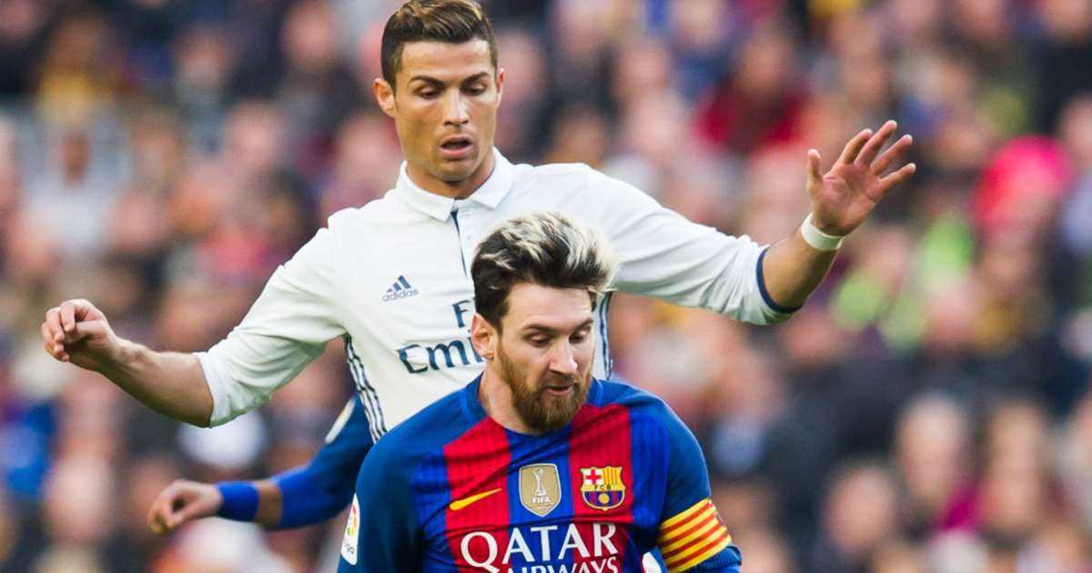 outlet store 74258 214ca Barca's Gomes can't pick between Messi and Ronaldo