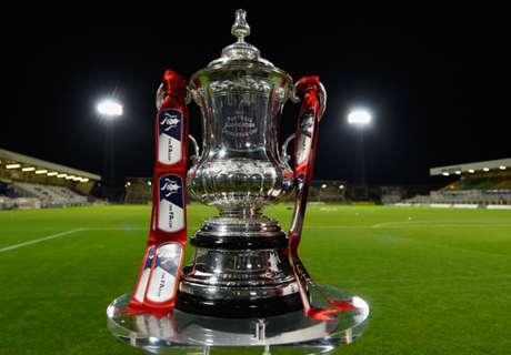 FA Cup quarter-final draw in full