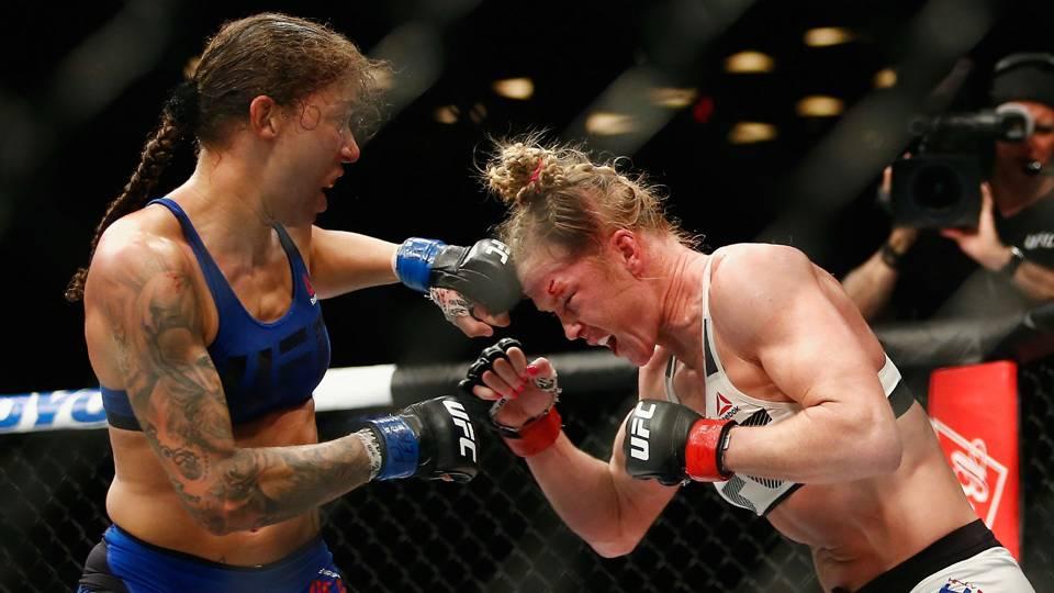 Holly Holm appeals UFC 208 los...