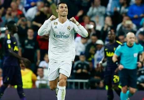 Real Madrid en Tottenham delen punten na enerverend duel