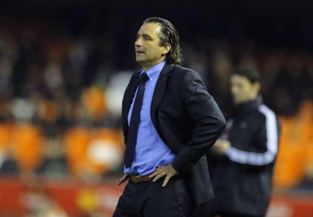 Juan Antonio Pizzi, entrenador valencianista