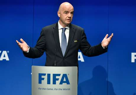 Infantino champions new World Cup