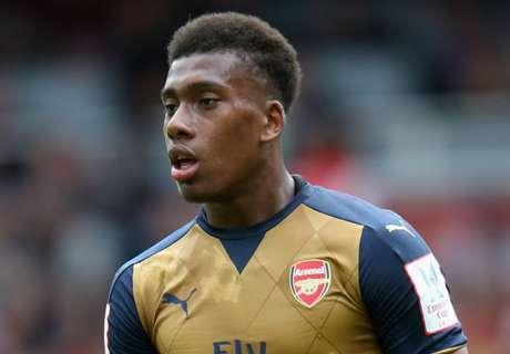 Iwobi: Arsenal nearly let me go
