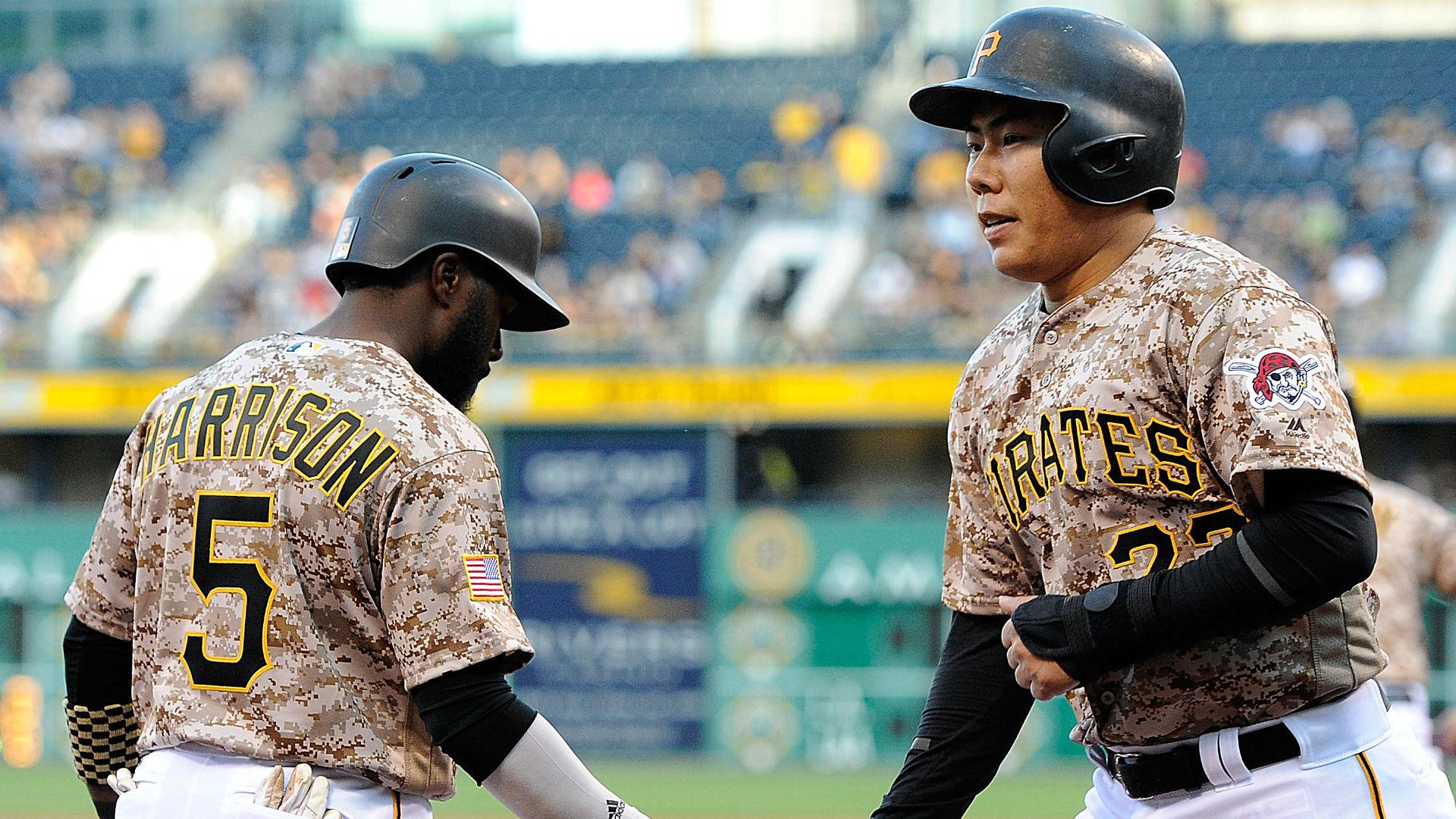 MLB free agency rumors: Pirates decline options for Josh Harrison, Jung Ho Kang
