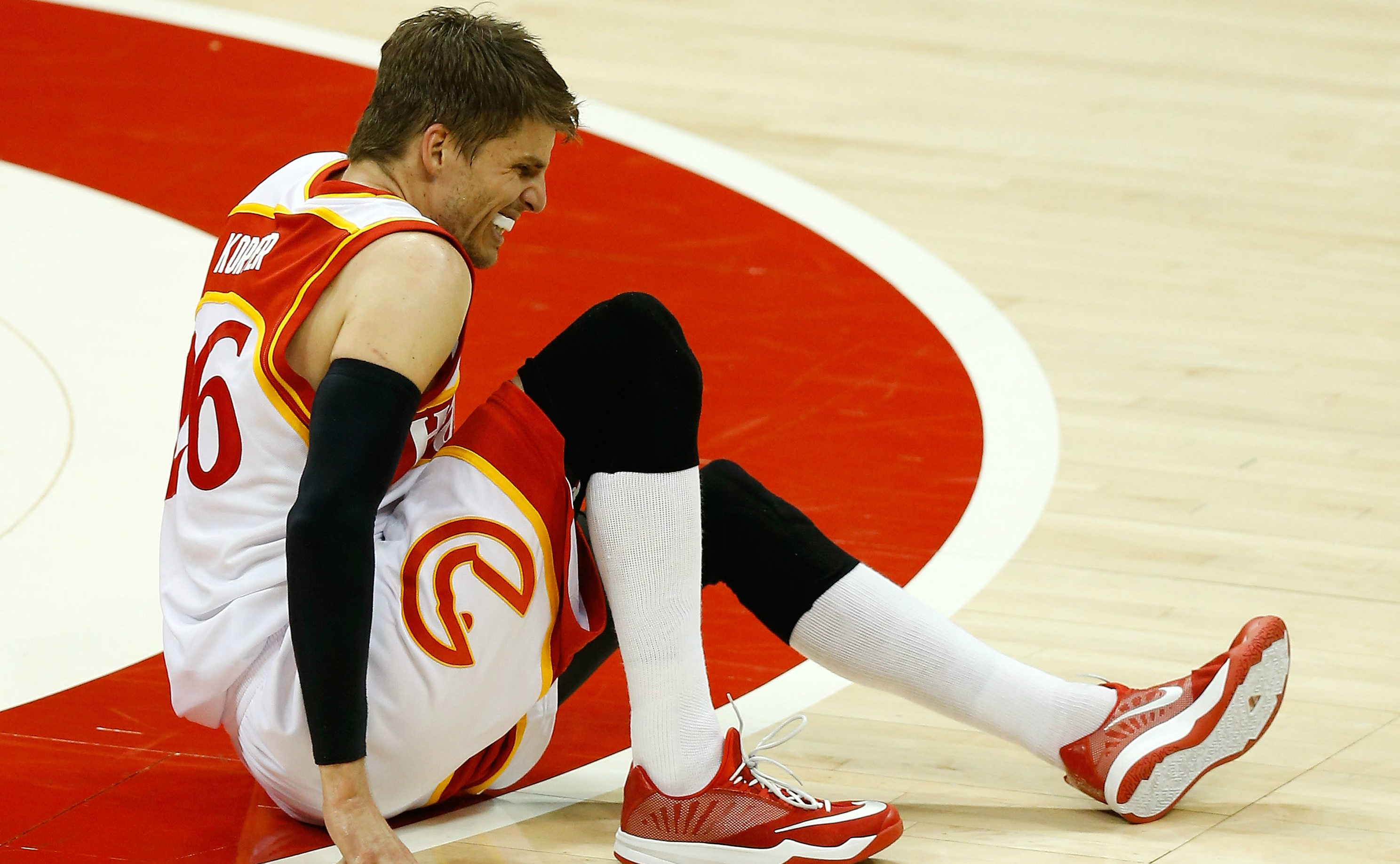 Reports: Hawks guard Kyle Korver to have ankle surgery Wednesday
