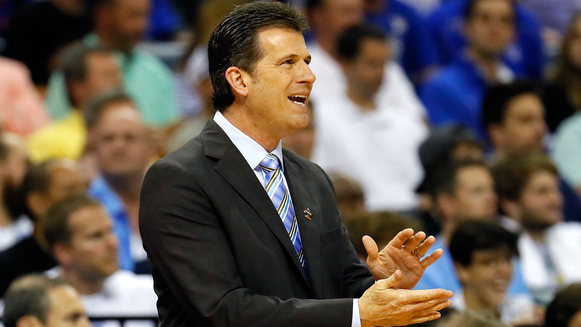 UCLA Fires Basketball Coach Steve Alford